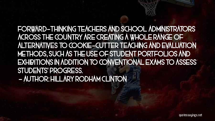 Exhibitions Quotes By Hillary Rodham Clinton