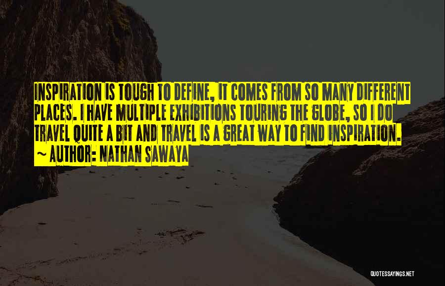 Exhibitions Quotes By Nathan Sawaya
