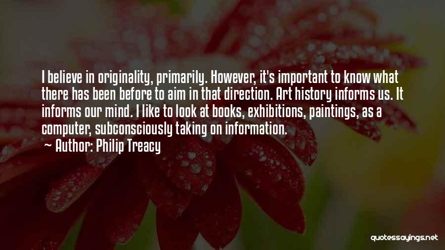 Exhibitions Quotes By Philip Treacy