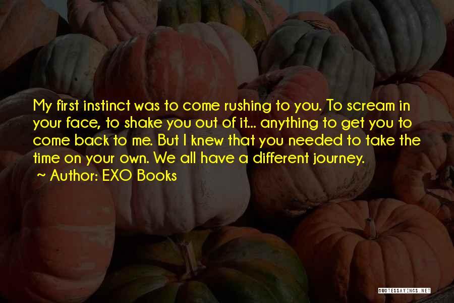 EXO Books Quotes 915143