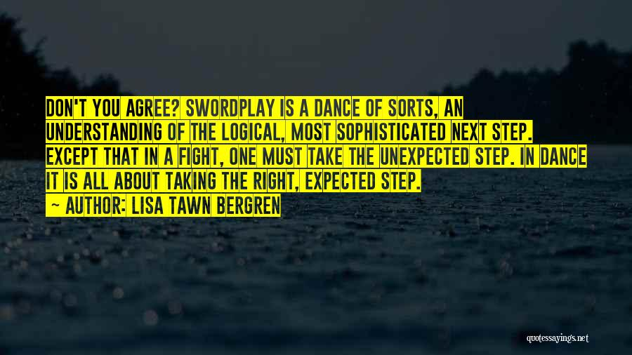 Expected Unexpected Quotes By Lisa Tawn Bergren