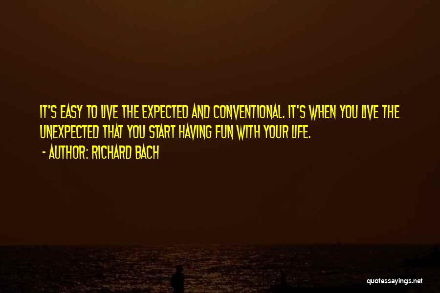 Expected Unexpected Quotes By Richard Bach