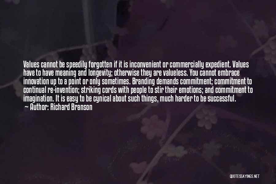 Expedient Quotes By Richard Branson