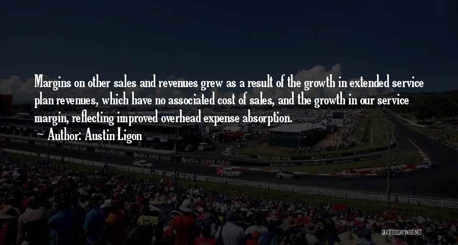 Expense Quotes By Austin Ligon