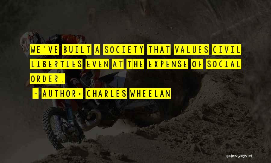 Expense Quotes By Charles Wheelan