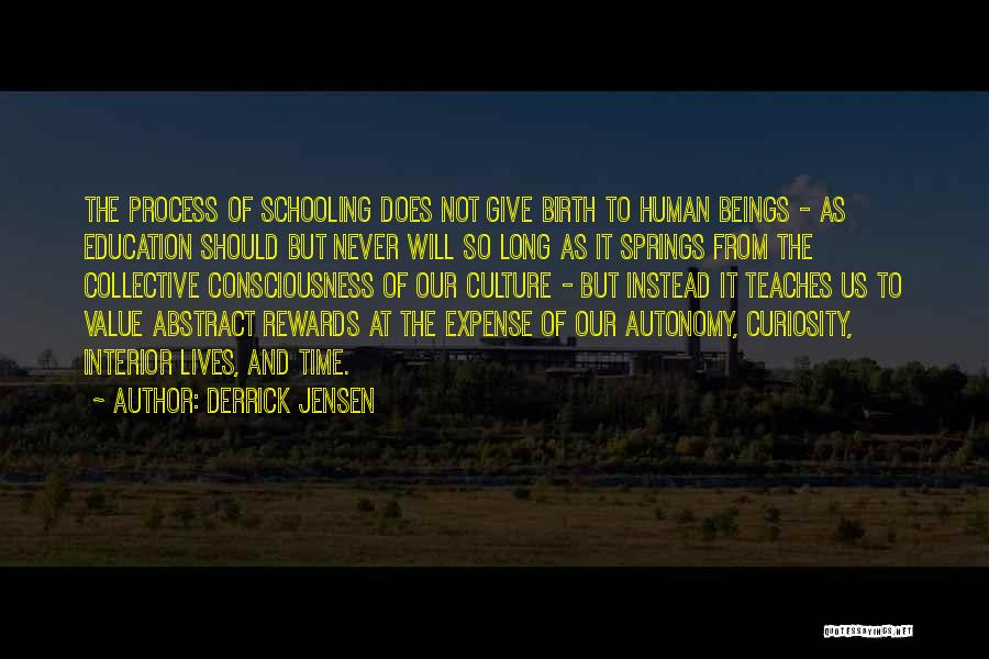 Expense Quotes By Derrick Jensen