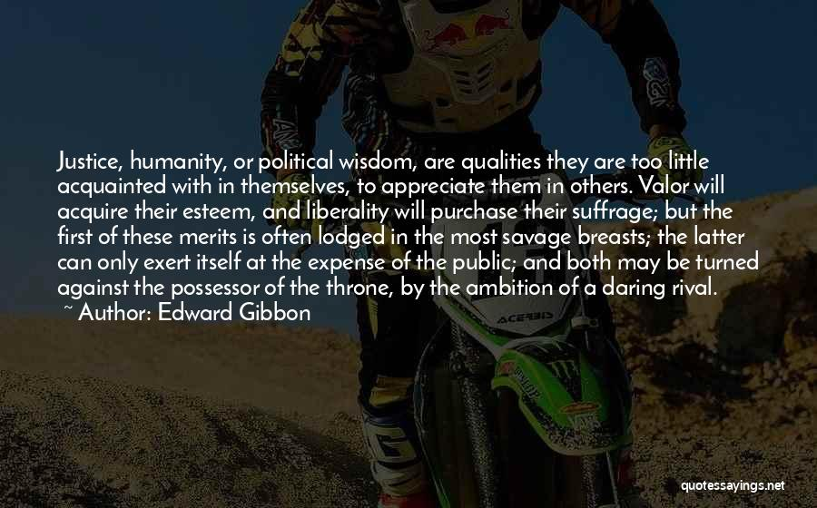 Expense Quotes By Edward Gibbon