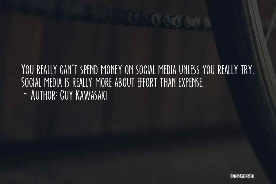 Expense Quotes By Guy Kawasaki