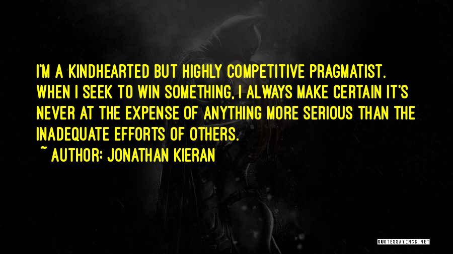 Expense Quotes By Jonathan Kieran