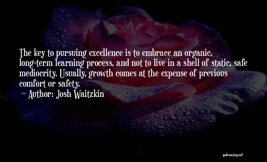 Expense Quotes By Josh Waitzkin
