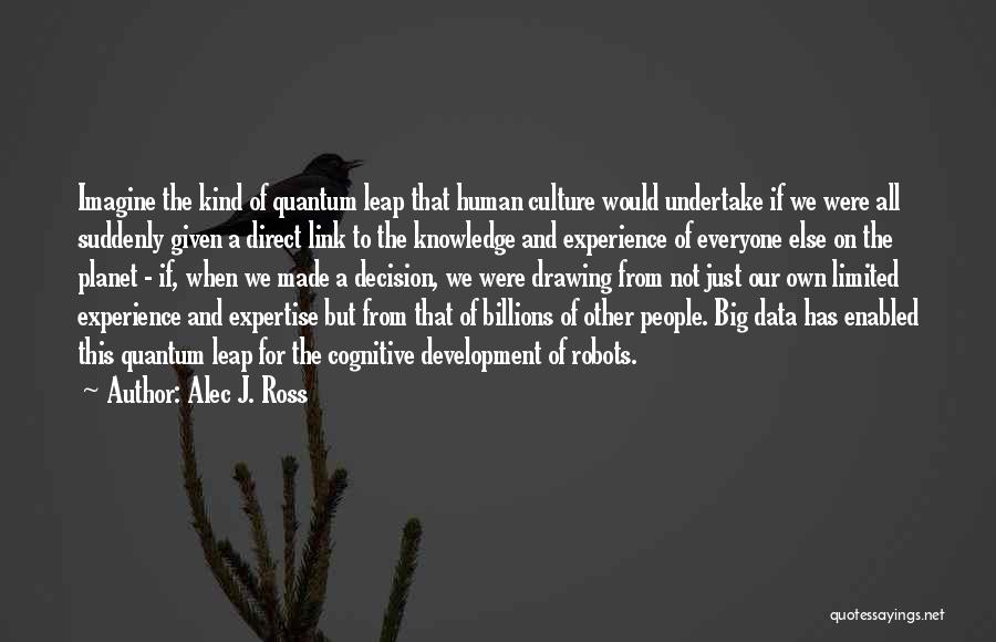 Experience Expertise Quotes By Alec J. Ross