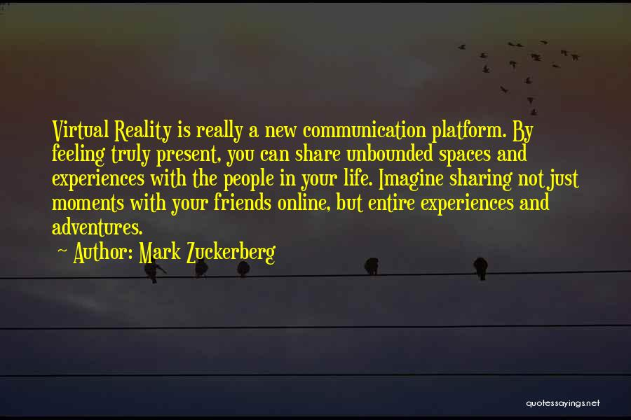 Experiences In Life Quotes By Mark Zuckerberg