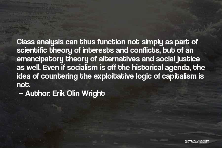 Exploitative Quotes By Erik Olin Wright