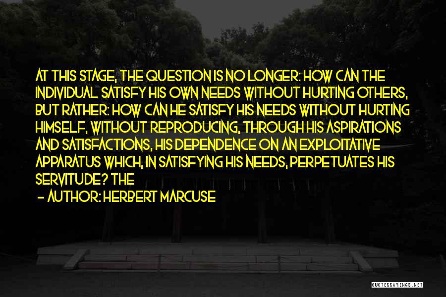 Exploitative Quotes By Herbert Marcuse