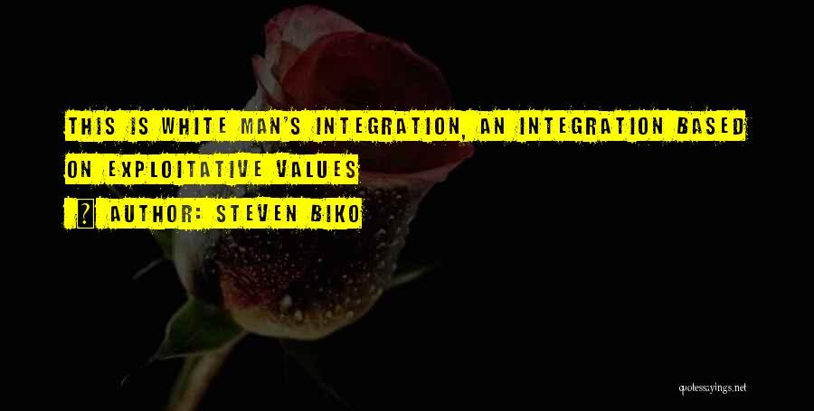 Exploitative Quotes By Steven Biko