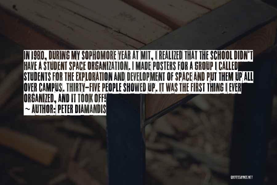 Exploration Of Space Quotes By Peter Diamandis