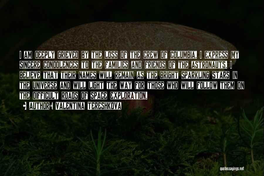 Exploration Of Space Quotes By Valentina Tereshkova