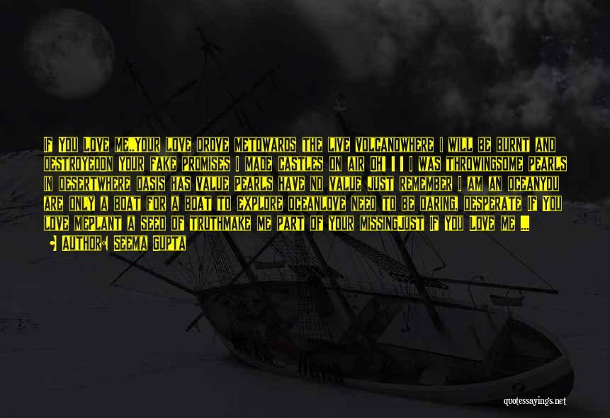 Explore Ocean Quotes By Seema Gupta
