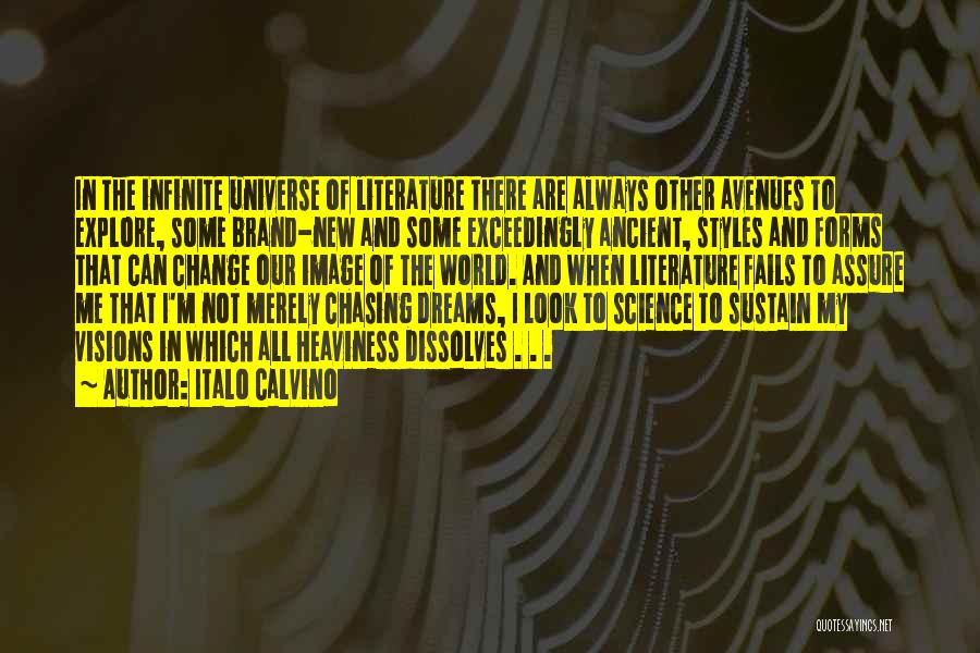 Explore The World Quotes By Italo Calvino