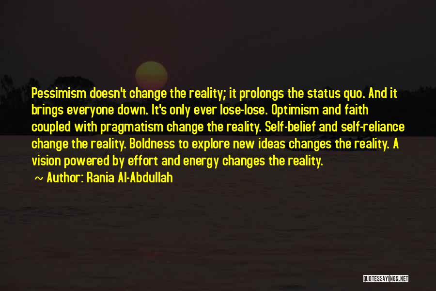 Explore The World Quotes By Rania Al-Abdullah