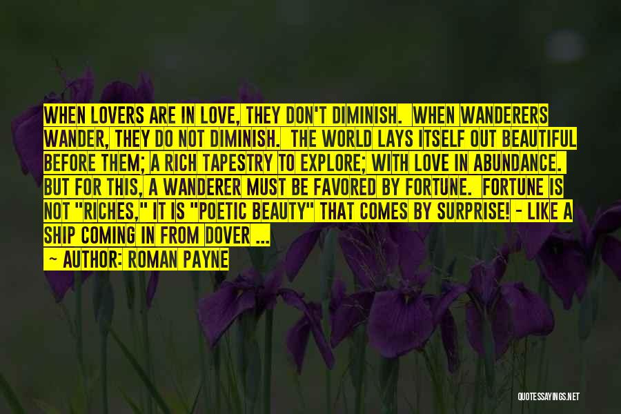 Explore The World Quotes By Roman Payne