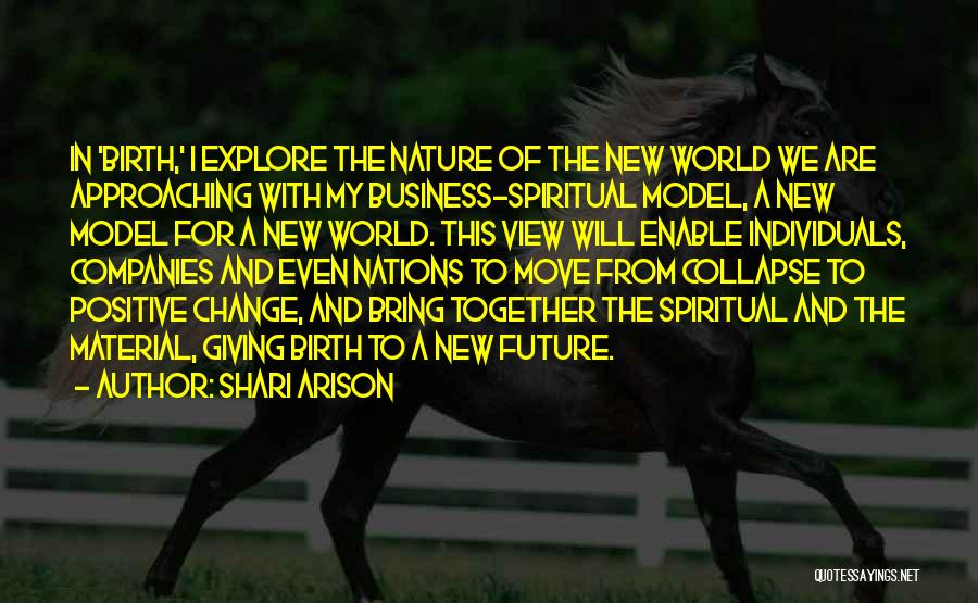 Explore The World Quotes By Shari Arison