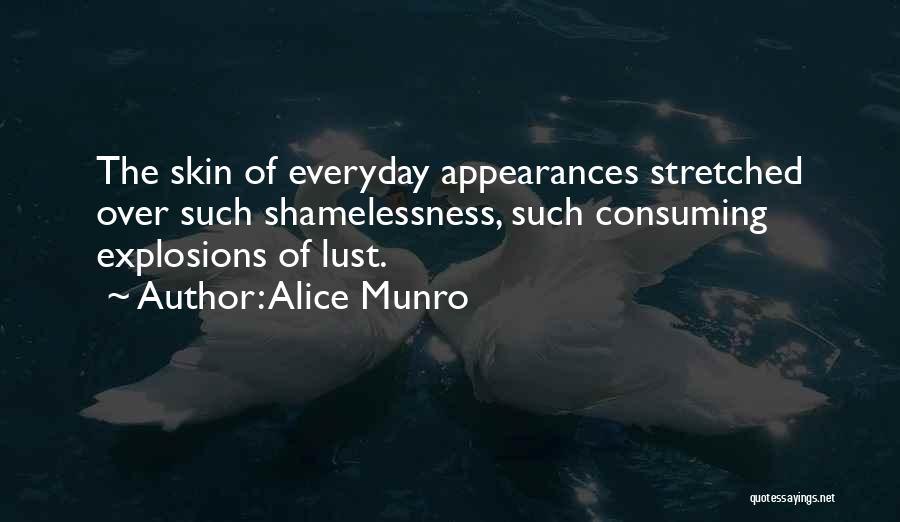 Explosions Quotes By Alice Munro
