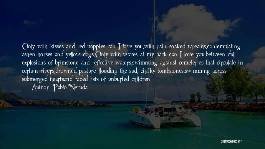Explosions Quotes By Pablo Neruda