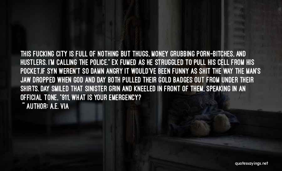 Ex's Quotes By A.E. Via