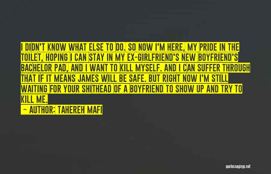 Ex's Quotes By Tahereh Mafi