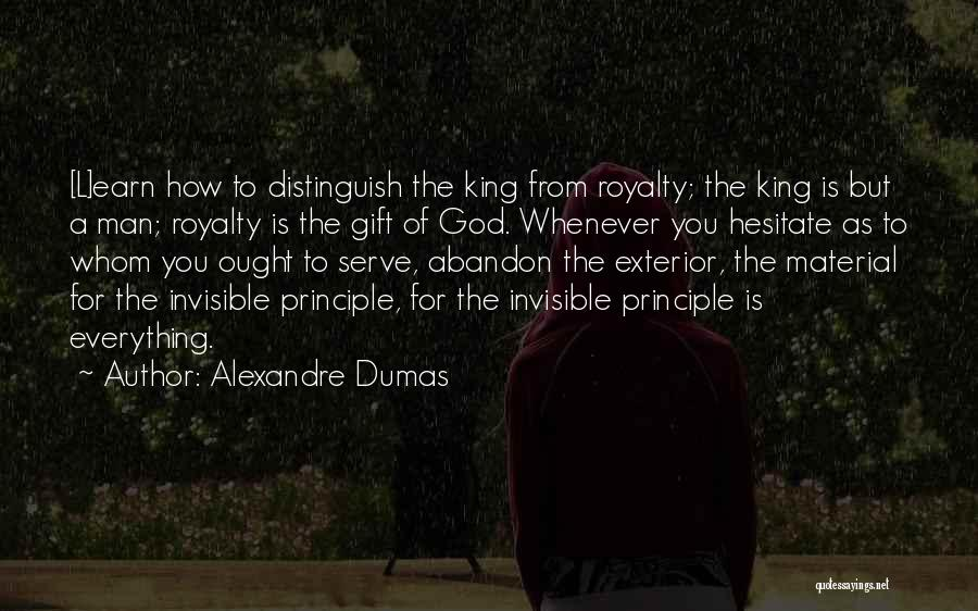 Exterior Quotes By Alexandre Dumas