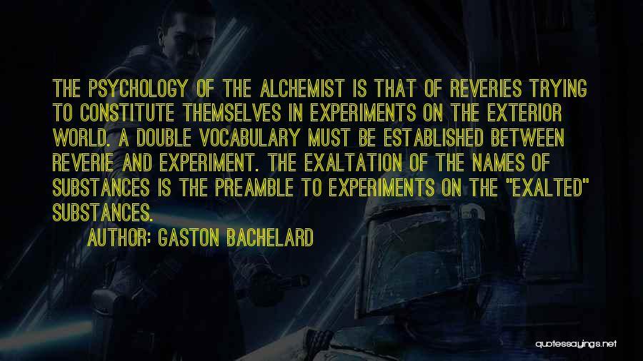 Exterior Quotes By Gaston Bachelard