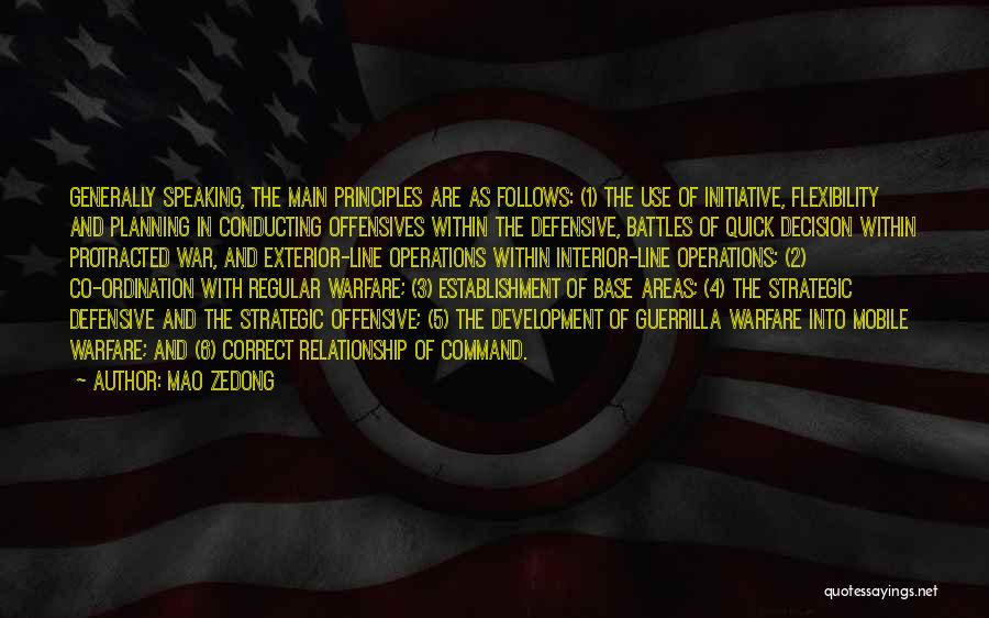 Exterior Quotes By Mao Zedong