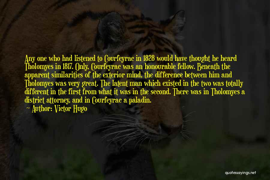 Exterior Quotes By Victor Hugo