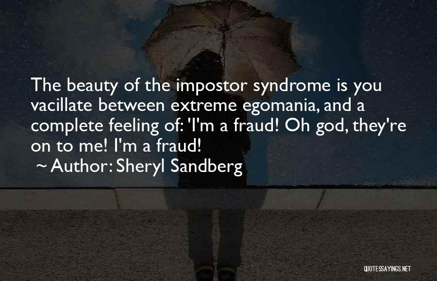 Extreme Beauty Quotes By Sheryl Sandberg