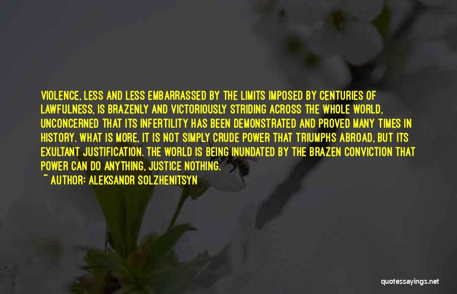 Exultant Quotes By Aleksandr Solzhenitsyn