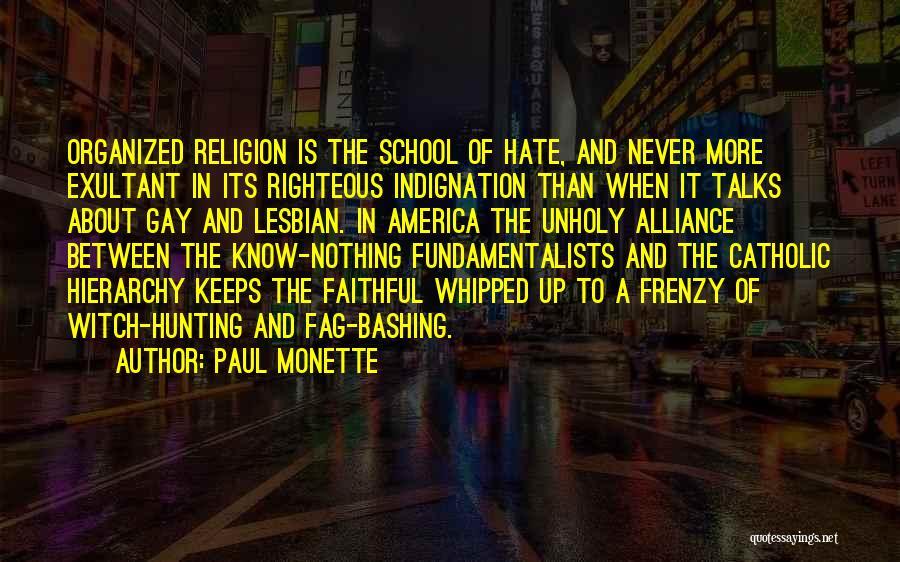 Exultant Quotes By Paul Monette