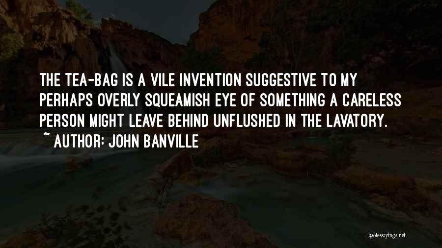 Eye Bag Quotes By John Banville