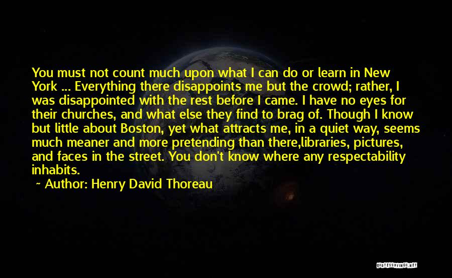 Eye Pictures Quotes By Henry David Thoreau