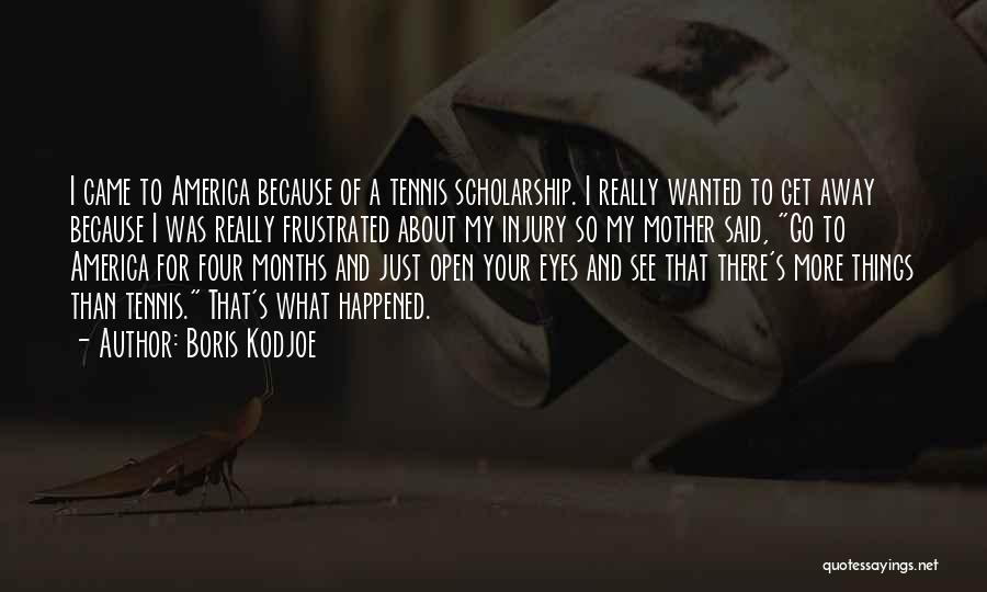 Eye Quotes By Boris Kodjoe