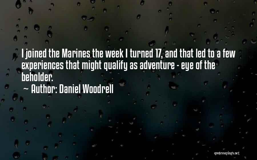 Eye Quotes By Daniel Woodrell