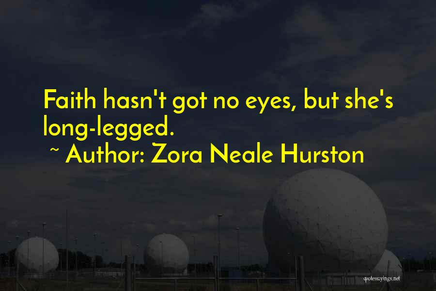 Eye Quotes By Zora Neale Hurston