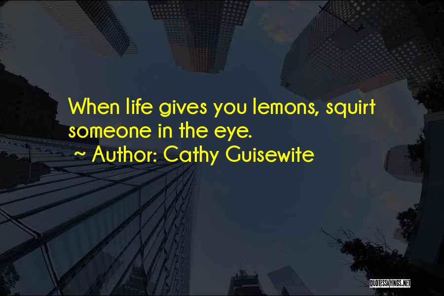 Eyes Funny Quotes By Cathy Guisewite