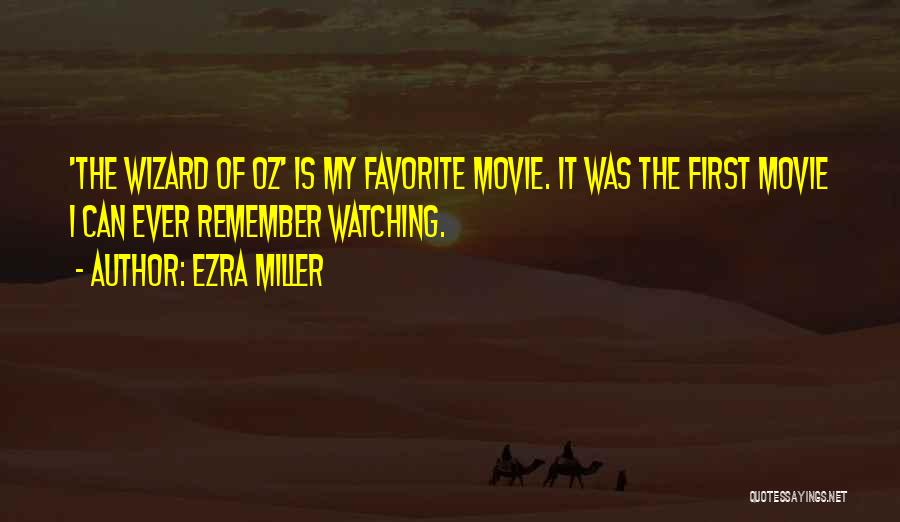 Ezra Miller Quotes 103152