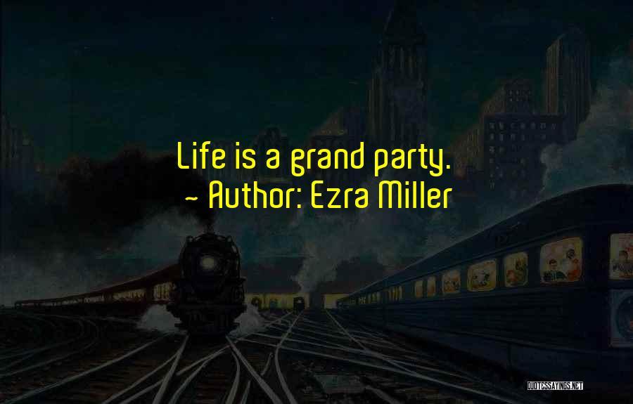 Ezra Miller Quotes 1118482