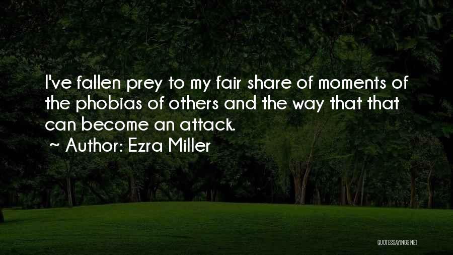 Ezra Miller Quotes 122969