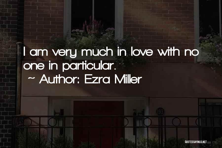 Ezra Miller Quotes 1571455
