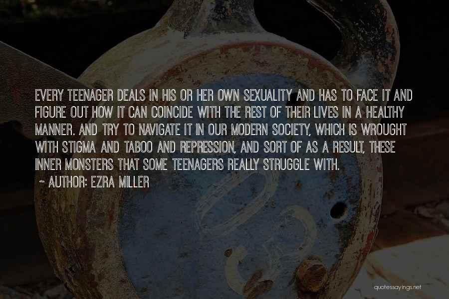 Ezra Miller Quotes 212015