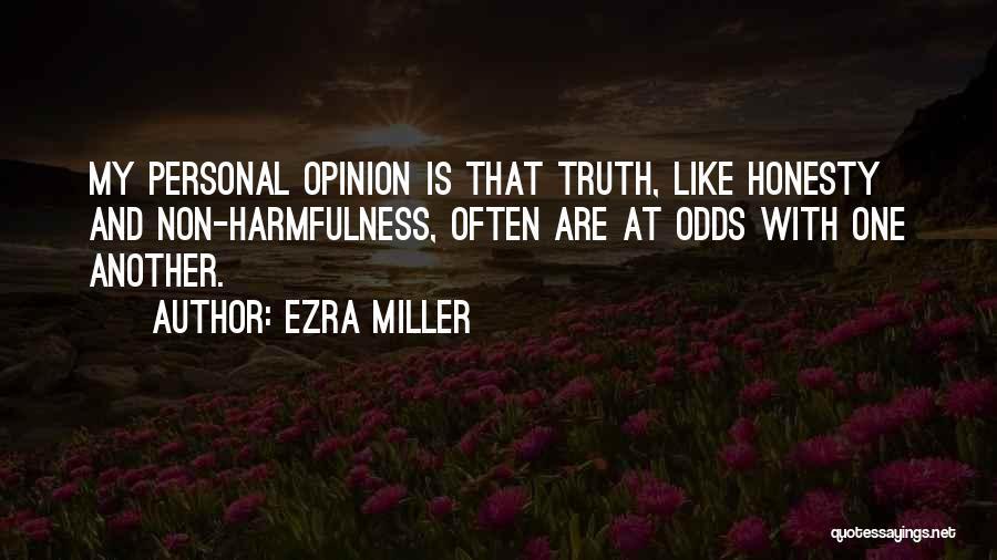 Ezra Miller Quotes 679309