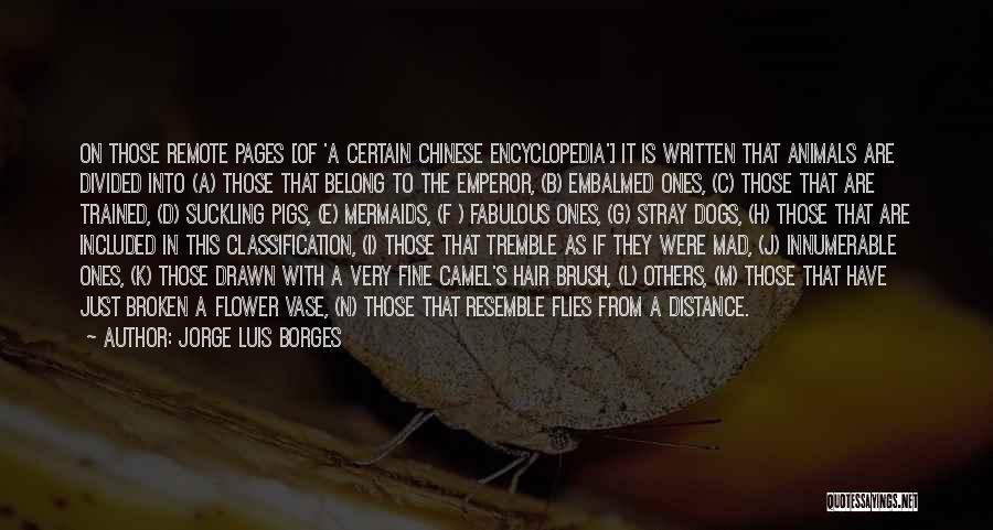 F.a.k.e Quotes By Jorge Luis Borges